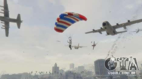 GTA 5 Angry Planes segundo screenshot