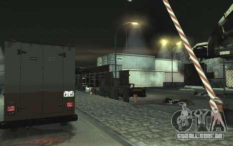 Automotivo ferro-velho v0.1 para GTA San Andreas