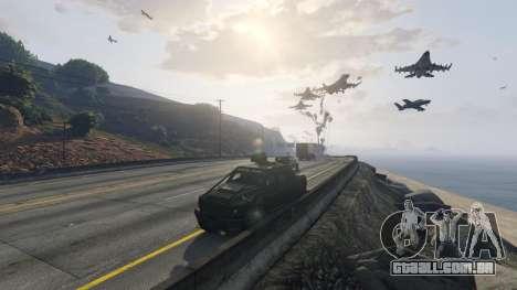 GTA 5 Angry Planes sétima screenshot