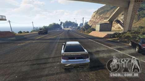 Spontaneous Chaos 0.08 para GTA 5
