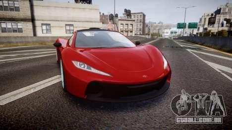 GTA V Progen T20 para GTA 4