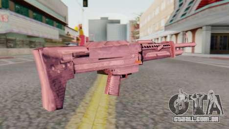 M60 SA Style para GTA San Andreas segunda tela
