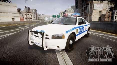 Dodge Charger LCPD para GTA 4
