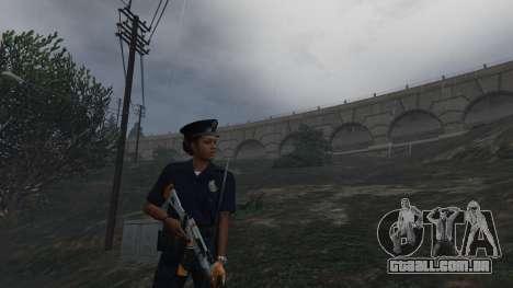 GTA 5 PoliceMod 2 2.0.2 oitmo screenshot
