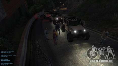 GTA 5 Battleground: Armored Packs v2.3.1 segundo screenshot