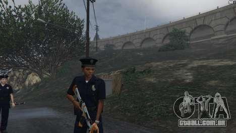 GTA 5 PoliceMod 2 2.0.2 sétima screenshot