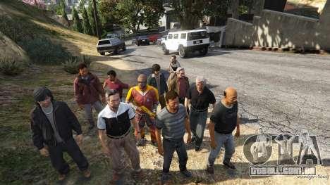 Farnsworths Assassinations and Bodyguards 0.81 para GTA 5