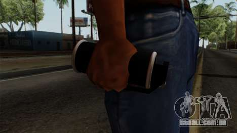 Original HD Tear Gas para GTA San Andreas