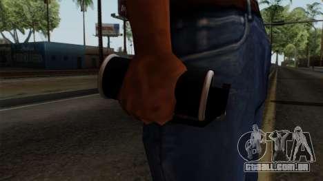 Original HD Tear Gas para GTA San Andreas
