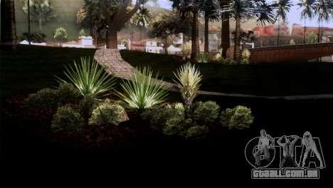 Novas texturas Skate Park para GTA San Andreas segunda tela