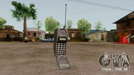 Original HD Cell Phone para GTA San Andreas