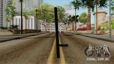 Original HD Night Stick para GTA San Andreas