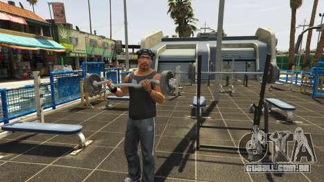 GTA 5 Outros modelos de pessoas e veículos 0,8 a quarto screenshot