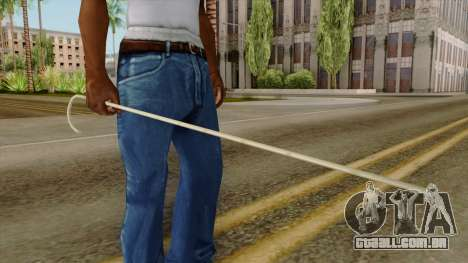 Original HD Cane para GTA San Andreas terceira tela