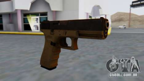 Glock 17 para GTA San Andreas