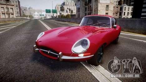Jaguar E-type 1961 para GTA 4
