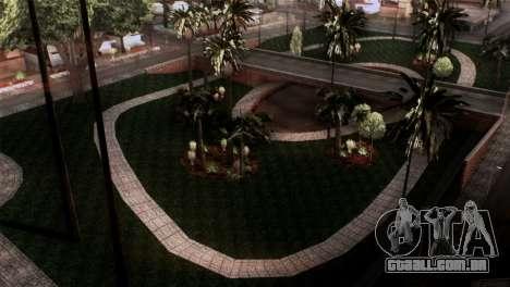 Novas texturas Skate Park para GTA San Andreas
