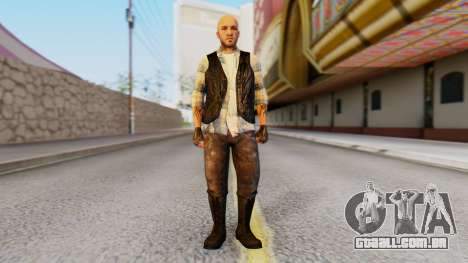 [GTA5] The Lost Skin3 para GTA San Andreas segunda tela