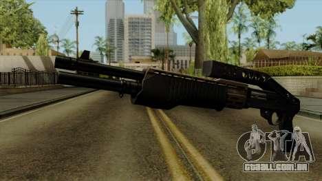 Original HD Shotgun para GTA San Andreas