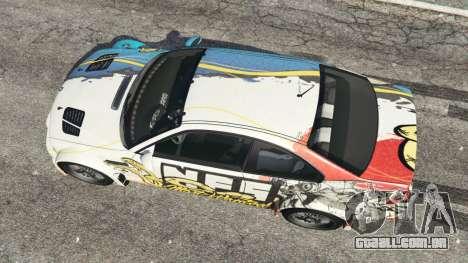 GTA 5 BMW M3 GTR E46 PJ4 voltar vista