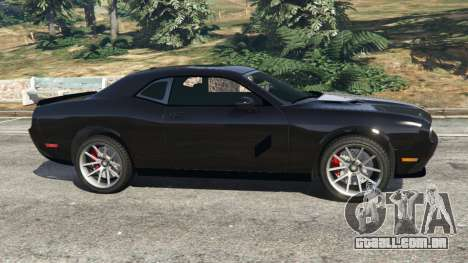 Dodge Challenger SRT8 2009 v0.2 [Beta] para GTA 5