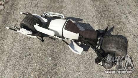 Batpod para GTA 5
