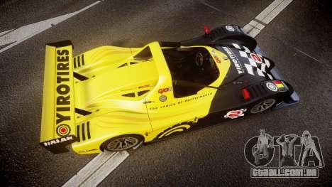 Radical SR8 RX 2011 [2] para GTA 4 vista direita