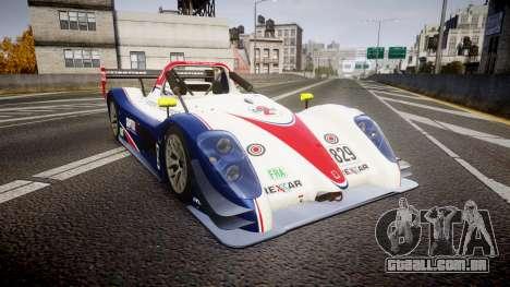 Radical SR8 RX 2011 [829] para GTA 4