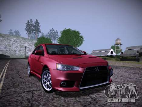ENB Series Extreme 4.0 para GTA San Andreas