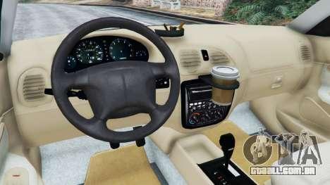 Daewoo Nubira I Wagon CDX US 1999 para GTA 5