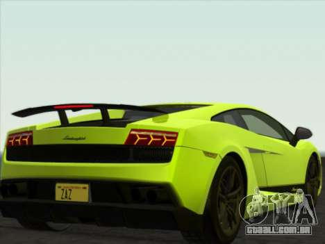 Ex3-111 ENB Series para GTA San Andreas terceira tela