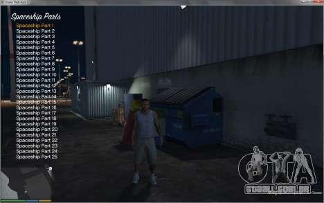 GTA 5 Collectable Collector nono screenshot