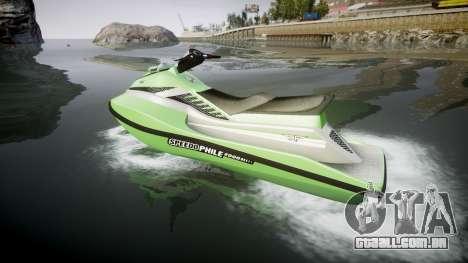 GTA V Speedophile Seashark para GTA 4