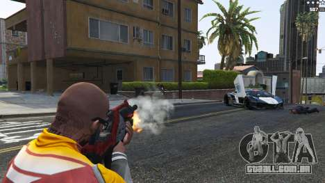 GTA 5 M-76 Revenant из Mass Effect 2 oitmo screenshot