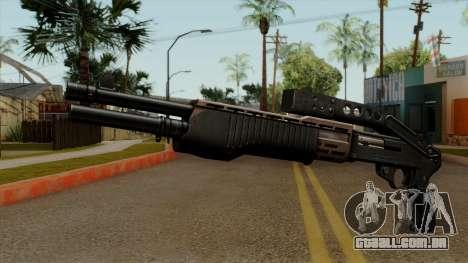 Original HD Combat Shotgun para GTA San Andreas