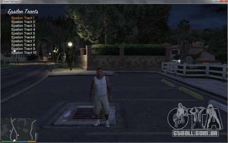 GTA 5 Collectable Collector terceiro screenshot
