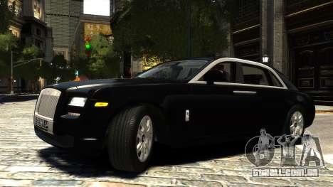 Rolls-Royce Ghost 2013 v1.0 para GTA 4