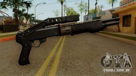 Original HD Combat Shotgun para GTA San Andreas segunda tela