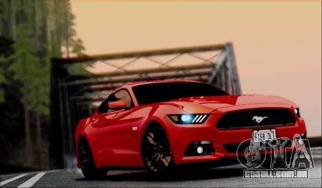 KISEKI Graphics Final Version para GTA San Andreas