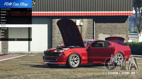 Premium Deluxe Motorsports Car Shop v2.3A.1 para GTA 5