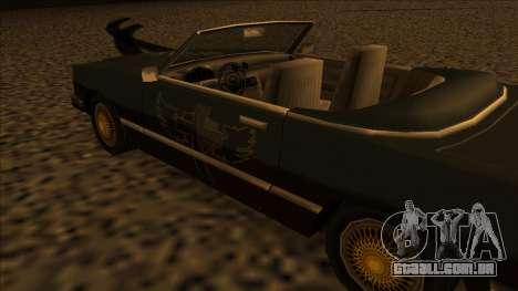 FreeShow Feltzer para GTA San Andreas vista direita