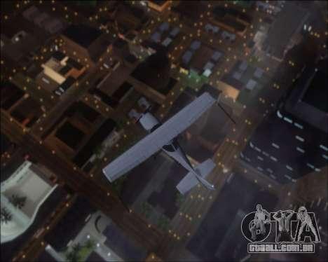 Project Vision ENB 1.1 para GTA San Andreas segunda tela