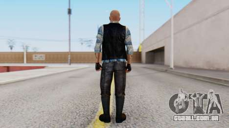 [GTA5] The Lost Skin3 para GTA San Andreas terceira tela