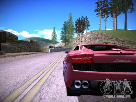 ENB Series Extreme 4.0 para GTA San Andreas terceira tela
