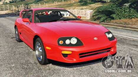 Toyota Supra RZ 1998 para GTA 5