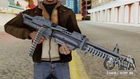 M60 para GTA San Andreas terceira tela