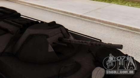 BTR-80 para GTA San Andreas vista direita