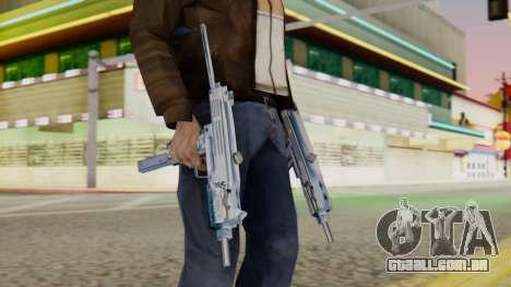 IMI Uzi v1 SA Style para GTA San Andreas terceira tela