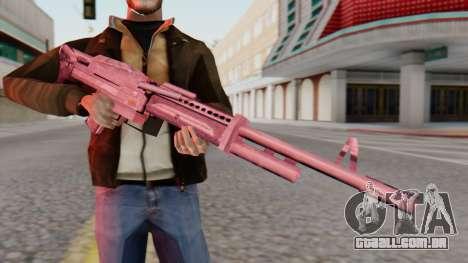 M60 SA Style para GTA San Andreas terceira tela