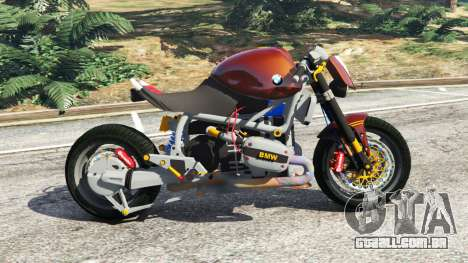 GTA 5 BMW R1100R (Naked) vista lateral esquerda